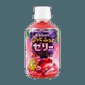 日本POKKA SAPPORO RIBBON摇摇果冻葡萄果汁饮料 275ml