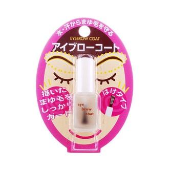 日本DAISO大创 防水防汗眉毛雨衣定型液 无色 6ml