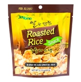 【Clearance】JAYONE Roasted Rice Snack Original 60g