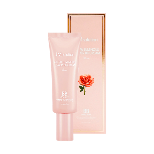 Product Detail - JM SOLUTION Glow Luminous Flower BB Cream #21 - image 0