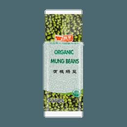 味全 有机绿豆 396g USDA认证