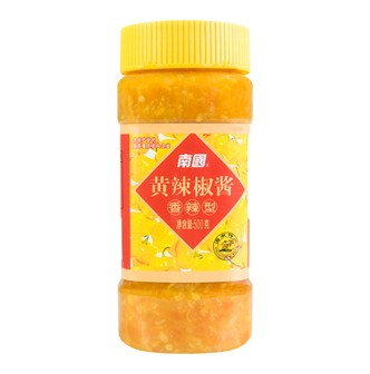 NANGUO Chilli Sauce Spicy 500g