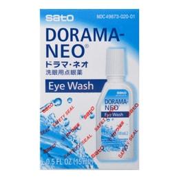 SATO DORAMA-NEO Eyewash 15ml
