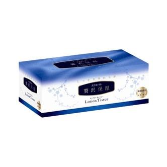 日本ELLEAIR 豪华保湿 超柔软保湿抽取式纸巾 200抽 盒装