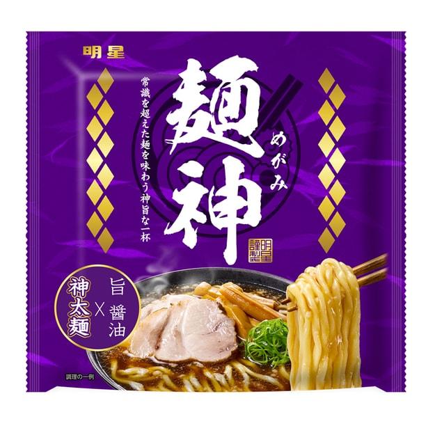 Product Detail - JAPAN MYOJOFOODS Ramen SYOYU 119g - image 0