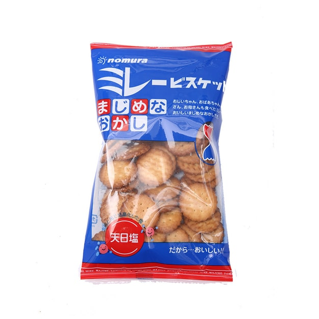 Product Detail - JAPAN NOMURA Biscuits 130g - image 0