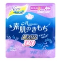 ELIS MEGAMI Sanitary Napkin Very Heavy Night Ultra Thin with Wing 32cm 13pads