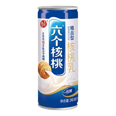 YANGYUAN Walnut Drink Less Sugar 240ml