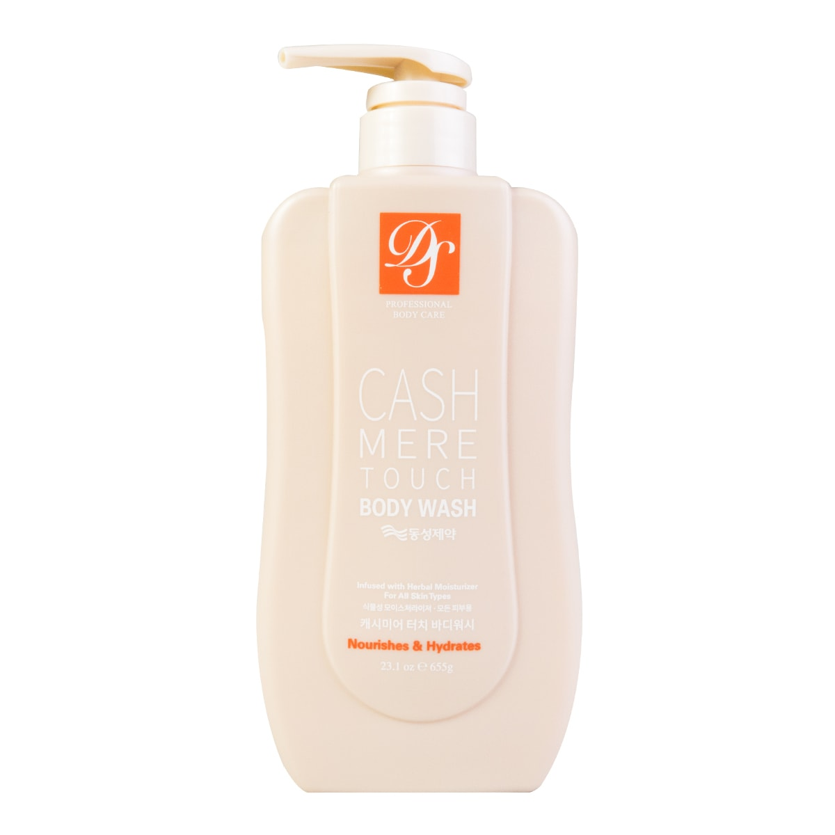 Yamibuy.com:Customer reviews:DS Cashmere Touch Body Wash Nourishes & Hydrates 655g