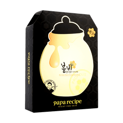 PAPA RECIPE Bombee Black Honey Mask 10sheets