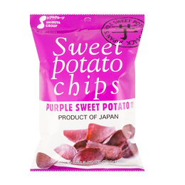 SHIBUYA Leisure Sweet Purple Yam Chips 100g  (New Packaging 100g)
