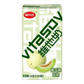 香港VITASOY维他奶 哈蜜瓜豆奶 250ml