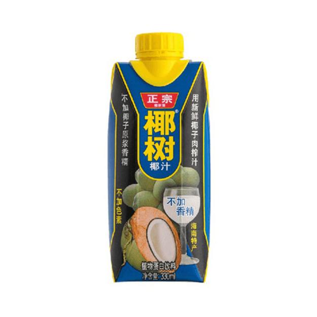 商品详情 - 椰树椰汁 330ml - image  0