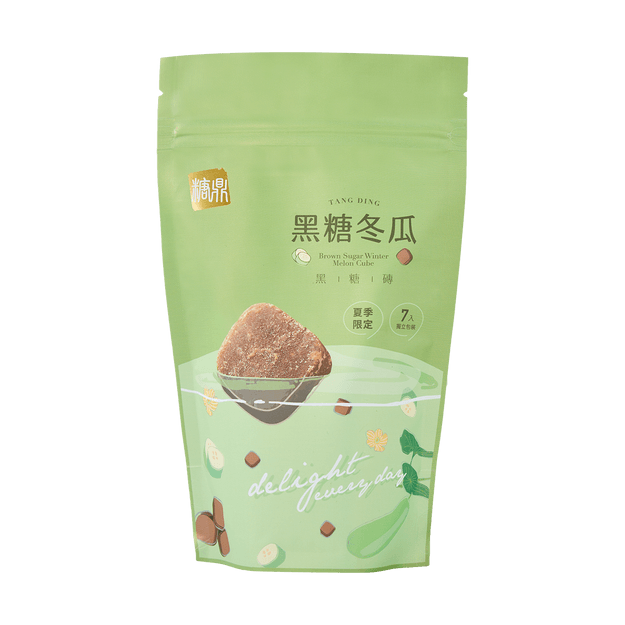 Product Detail - Brown Sugar Wintermelon Concentration Cube 210g - image 0