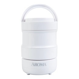 AROMA Portable Collapsible Mixer Blender with Rechargeable USB Power 500ml