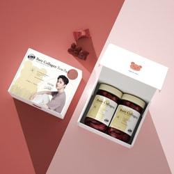 【限定版】澳洲BIO-E 胶原蛋白小熊软糖王一博礼盒