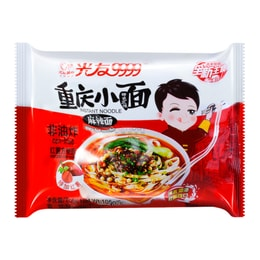 GUANGYOU Spicy Instant Noodles Spicy & Hot Flavor 105g