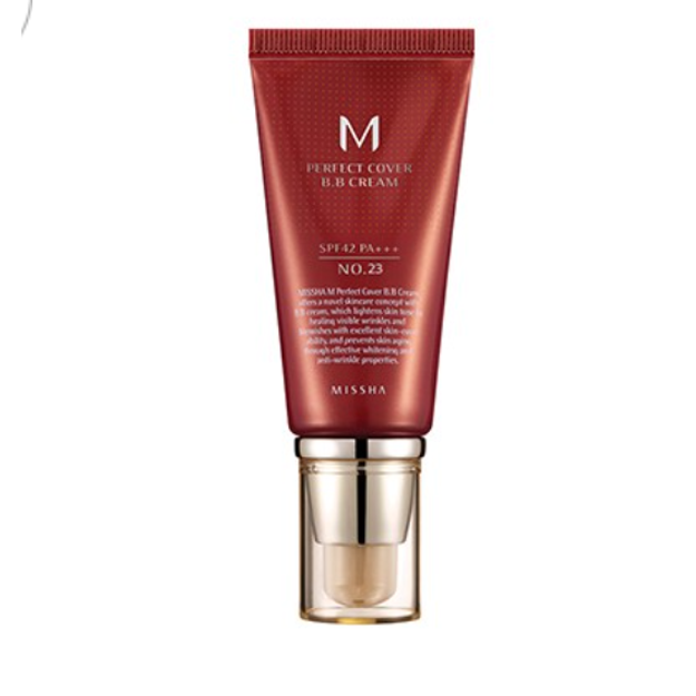 Product Detail - MISHHA M Perfect Cover BB Cream SPF 42 PA+++(50ml) No.23 50ml - image 0