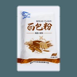 白鲨 面包粉 高筋面粉 (高筋小麦粉) 500g
