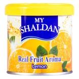 日本MY SHALDAN 汽车室内真正水果香气除臭剂 柠檬 80g