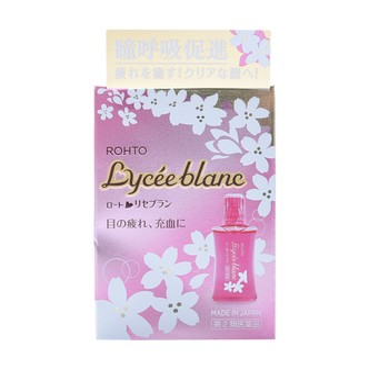 ROHTO Lycee Blance Eyedrops 12ml