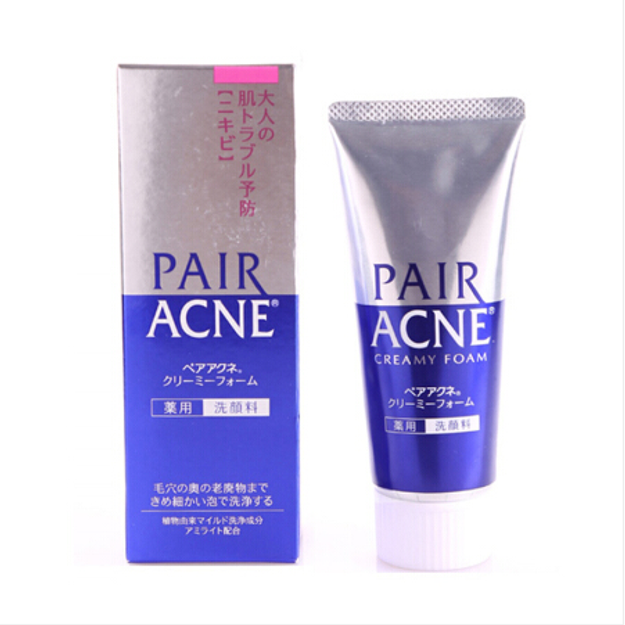 Product Detail - LION Pair Acne Creamy Foam cleanser 80g - image 0
