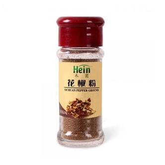 禾茵 高品质调味香料 花椒粉 28g 四川特产