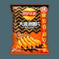 百事LAY'S乐事 大波浪薯片 碳烤五花肉味 袋装 70g 包装随机发