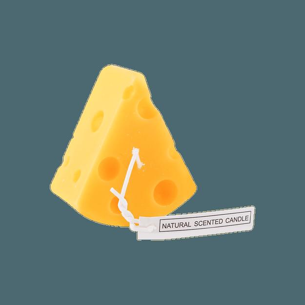 商品详情 - 可爱INS风 拍照必备 立体奶酪蜡烛 - image  0