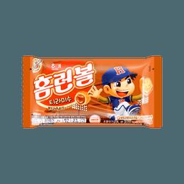 韩国HAITAI海太 棒球夹心泡芙 提拉米苏味  46g