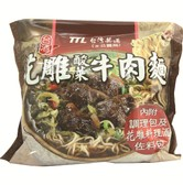 [Taiwan Direct Mail] Taiwan Taiwanese wine carving sauerkraut beef noodle -1  piece