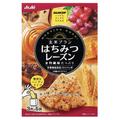 【日本直邮】日本朝日ASAHI 健康食品系列 葡萄干蜂蜜谷物健康饼干 15枚装