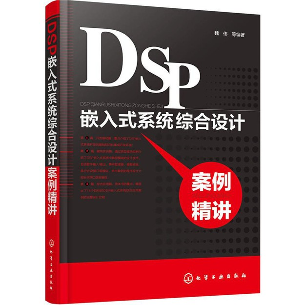 Product Detail - DSP嵌入式系统综合设计案例精讲 - image 0