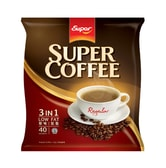 SUPER Coffee Low Fat 3 In 1 20g*40Sticks