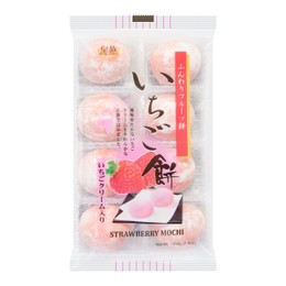 ROYAL FAMILY Mochi Strawberry Flavor 216g