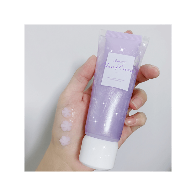 Product Detail - PEAKCO Perilla Smooth Hand Cream 30ml+30ml - image 0