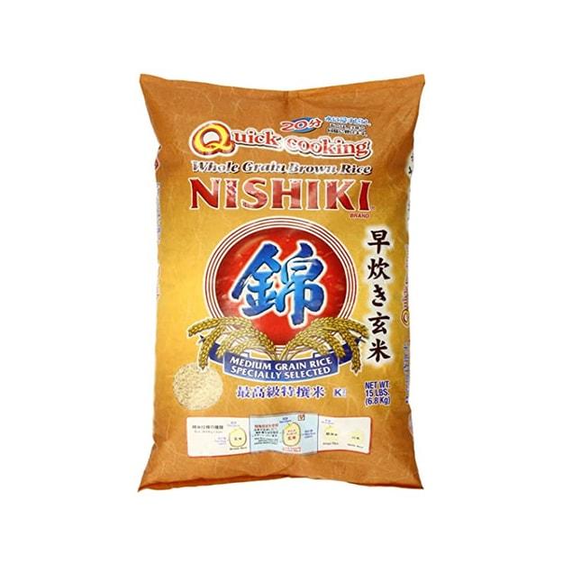 商品详情 - 锦字牌 早炊的玄米 15LBS - image  0