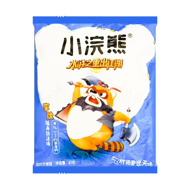 Product Detail - UNIF Crispy Noodle BBQ Chicken Wing Flavor 40g - image 0