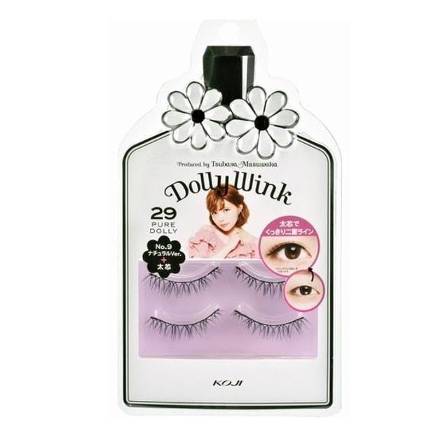 Product Detail - KOJI DOLLY WINK Eyelashes #29 - image 0