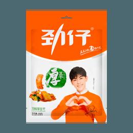 华文食品 劲仔厚豆干 泡椒味 108g