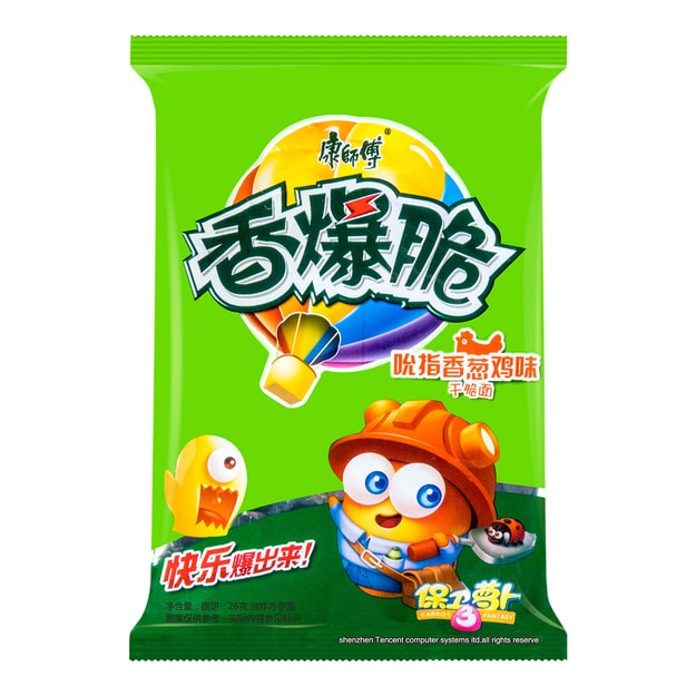 Product Detail - Noodle Snack Chicken Flavor 26g  - image 0