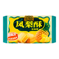 台湾徐福记 50%内馅凤梨酥 184g