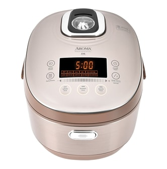 AROMA Digital Induction Multi-Function Rice Cooker Food Steamer (with Delayed Timer) MTC-8010 20 Cups AROMA Digital Induction Multi-Function Rice Cooker Food Steamer (with Delayed Timer) MTC-8010 20 Cups