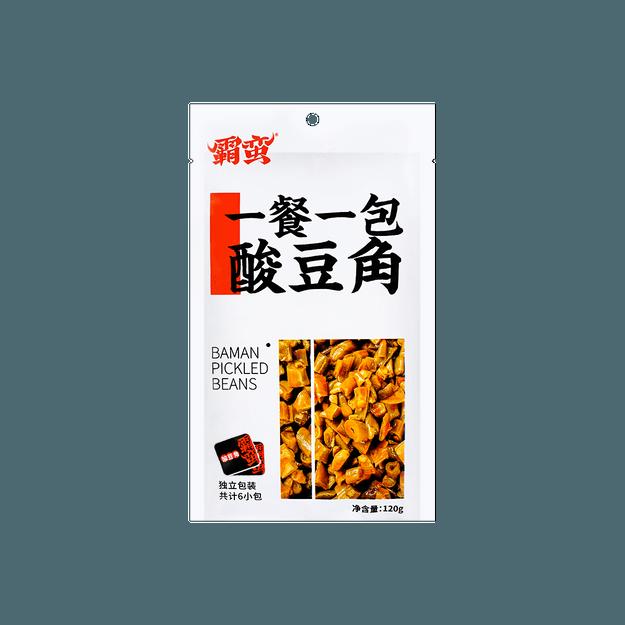 商品详情 - 【亚米独家】霸蛮 酸豆角 120g - image  0