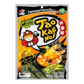 TAO KAE NOI Super Crispy Grilled Seaweed -Tom Yum Flavor