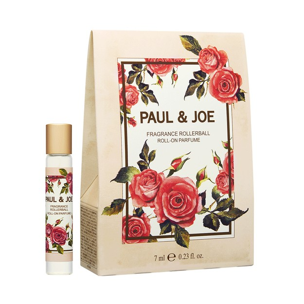 PAUL&JOE Fragrance Rollerball 2019 Limited Edition #001 Rose