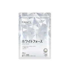 FANCL White Force 180 Tablets