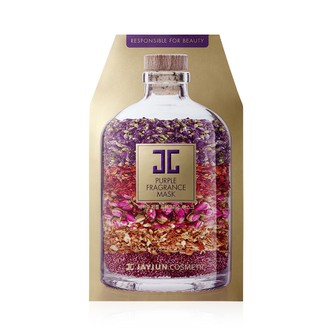 JAYJUN Purple Fragrance Mask 1sheet