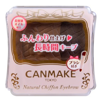 日本CANMAKE井田 雪芳自然眉粉 #03 CINNAMON COOKIE肉桂饼干 3.5g