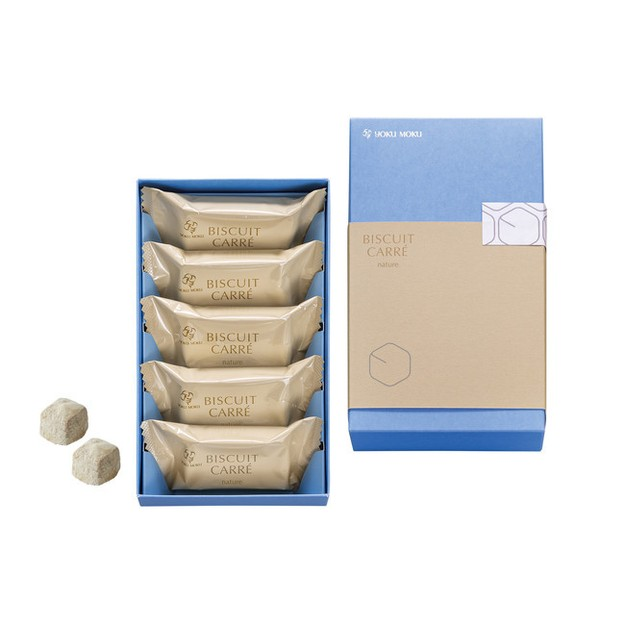 Product Detail - YOKU MOKU Casual Gift Sugar Biscuit Carre 10pc - image 0
